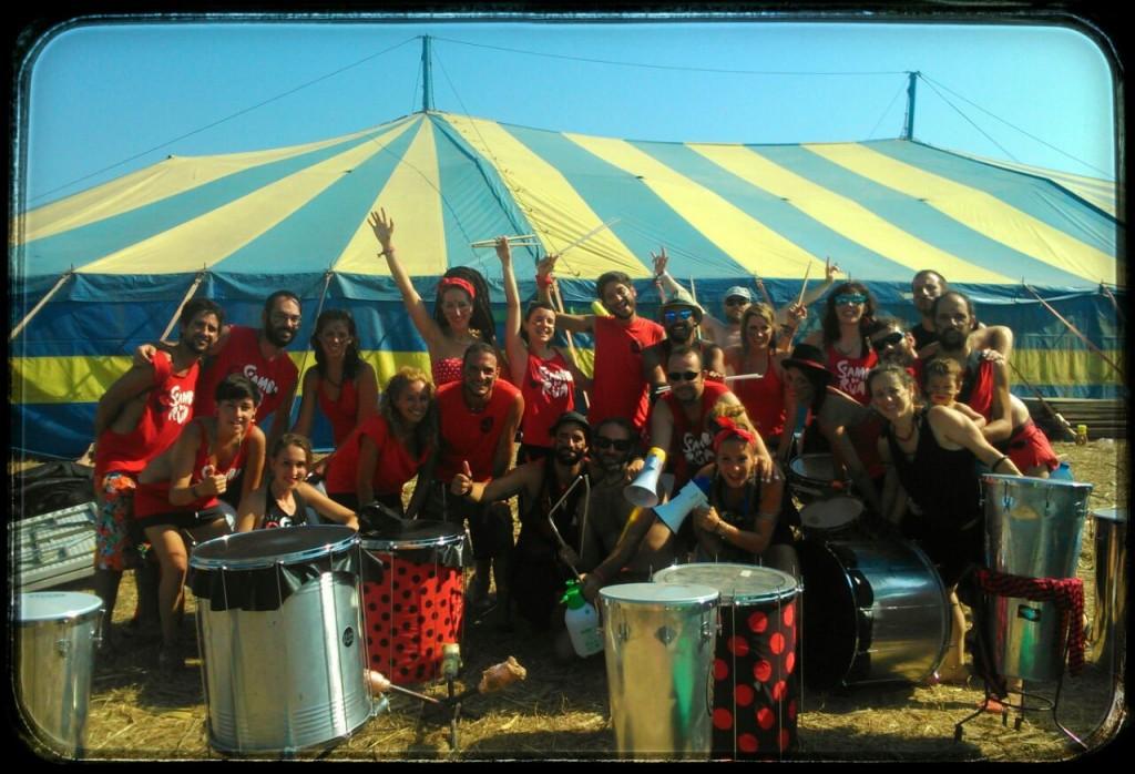 Iboga Summer Festival 2015 SDR